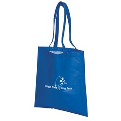 View a larger, more detailed picture of the Laminated Convention Tote - Closeout