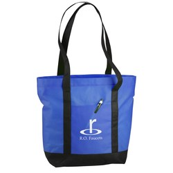 View a larger, more detailed picture of the Cruiser Tote - Closeout