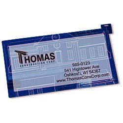 View a larger, more detailed picture of the Repositionable Sticker - Business Card
