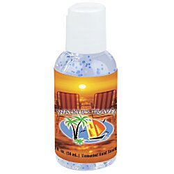 View a larger, more detailed picture of the Hand Sanitizer - Beadz - 2 oz