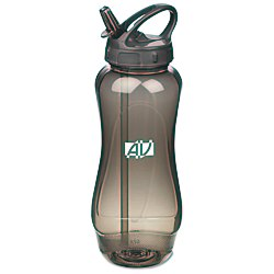 View a larger, more detailed picture of the Cool Gear Aquos Sport Bottle - 32 oz