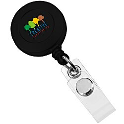 View a larger, more detailed picture of the Retractable Badge Holder - Slip Clip - 24 hr
