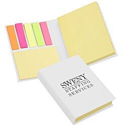 View a larger, more detailed picture of the Sticky Book - 24 hr