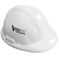 View a larger, more detailed picture of the Hard Hat Stress Reliever - 24 hr