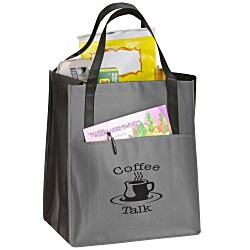 View a larger, more detailed picture of the Metro Shopper Tote - 24 hr