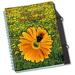 View a larger, more detailed picture of the Showcase Notebook