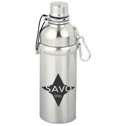 View a larger, more detailed picture of the Canteen Stainless Bottle - 18 oz