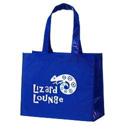 View a larger, more detailed picture of the Rumba Laminated Tote - 12-1 2 x 15-3 4