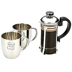 View a larger, more detailed picture of the Personal Espresso Set