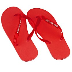 View a larger, more detailed picture of the Flip Flops - 24 hr