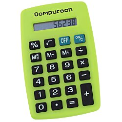 View a larger, more detailed picture of the Classic Calculator - Opaque - 24 hr