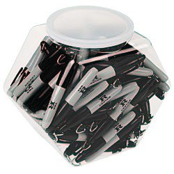 View a larger, more detailed picture of the Sharpie Mini Canister - Black