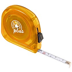View a larger, more detailed picture of the Translucent Tape Measure - 24 hr