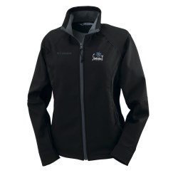 View a larger, more detailed picture of the Columbia Ace Softshell Jacket - Ladies