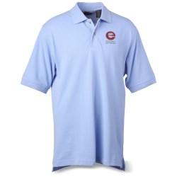View a larger, more detailed picture of the IZOD Silkwash Pique Polo - Men s