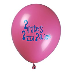 View a larger, more detailed picture of the Balloon - 9 Opaque Colors - 24 hr