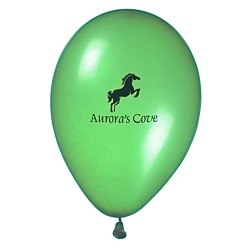 View a larger, more detailed picture of the Balloon - 11 Metallic Colors - 24 hr