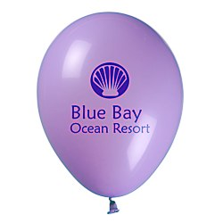 View a larger, more detailed picture of the Balloon - 11 Opaque Colors - 24 hr