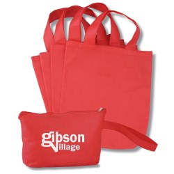 View a larger, more detailed picture of the 4-in-1 Shopper s Bundle - Closeout