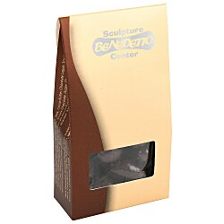 View a larger, more detailed picture of the Chocolate Confection Box - Milk Chocolate Cashews