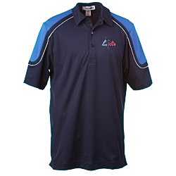 View a larger, more detailed picture of the EDRY Color Block Polo - Men s