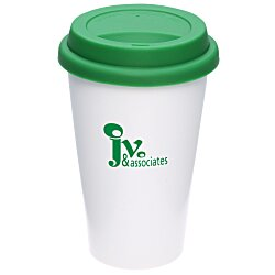View a larger, more detailed picture of the I m Not a Plastic Cup - 10 oz 