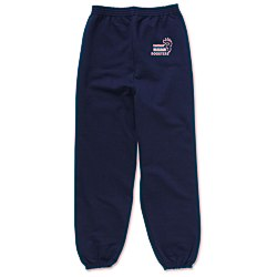 View a larger, more detailed picture of the Hanes ComfortBlend Sweatpants - Youth