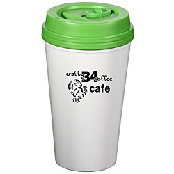 View a larger, more detailed picture of the I Am Not a Paper Cup - 16 oz