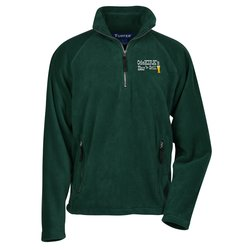 View a larger, more detailed picture of the Katahdin Tek 1 4 Zip Pullover