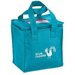 View a larger, more detailed picture of the Square Non-Woven Lunch Bag