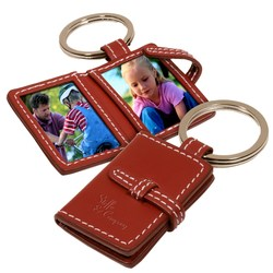 View a larger, more detailed picture of the Remi Photo Key Tag - Closeout
