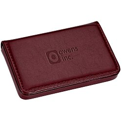 View a larger, more detailed picture of the Soho Magnetic Card Case