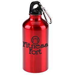 View a larger, more detailed picture of the Lil Shorty Aluminum Sport Bottle - 17 oz