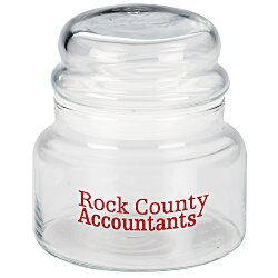 View a larger, more detailed picture of the Country Canister Jar - 8 oz