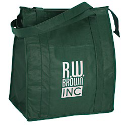 View a larger, more detailed picture of the Value Insulated Grocery Tote