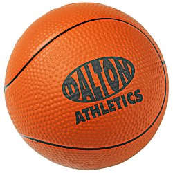 View a larger, more detailed picture of the Stress Ball - Basketball
