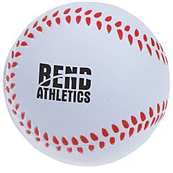 View a larger, more detailed picture of the Stress Reliever - Baseball
