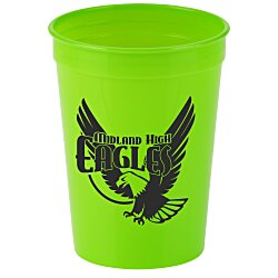 View a larger, more detailed picture of the Value Stadium Cup - 12 oz
