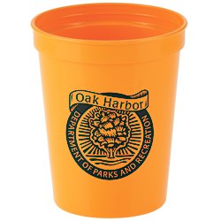 View a larger, more detailed picture of the Value Stadium Cup - 16 oz 