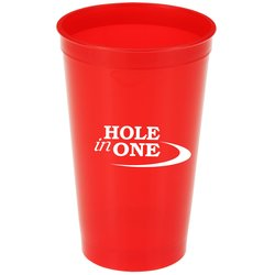 View a larger, more detailed picture of the Translucent Stadium Cup - 20 oz 