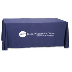 View a larger, more detailed picture of the Convertible Table Throw - 4 to 6 - 24 hr