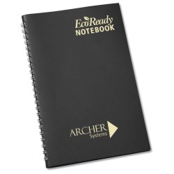 View a larger, more detailed picture of the Eco Ready Notebook - Closeout