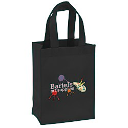 View a larger, more detailed picture of the Celebration Shopping Tote Bag - 10 x 8 - Full Color