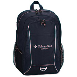 View a larger, more detailed picture of the Atlas Laptop Backpack - Screen