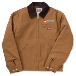 View a larger, more detailed picture of the Dickies 12 oz Duck Blanket Lined Jacket