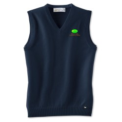 View a larger, more detailed picture of the Il Migliore Sweater Vest - Ladies