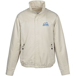 View a larger, more detailed picture of the North End Micro Twill Jacket - Men s