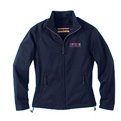 View a larger, more detailed picture of the North End Micro Twill Jacket - Ladies