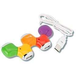 View a larger, more detailed picture of the Tangle USB Hub - 24 hr