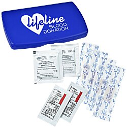 View a larger, more detailed picture of the Primary Care First Aid Kit - Opaque - 24 hr